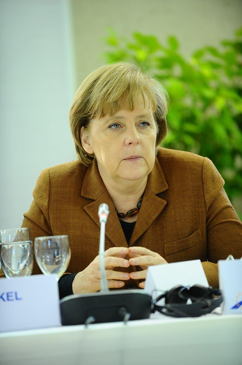 Angela Merkels Politik Desaster